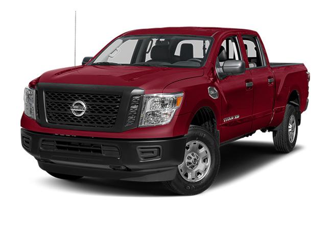 2017 Nissan Titan S Pickup Truck