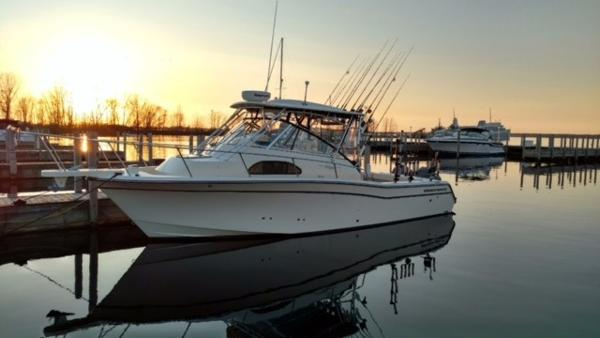 2006 Grady-White 30 Marlin  with Trailer