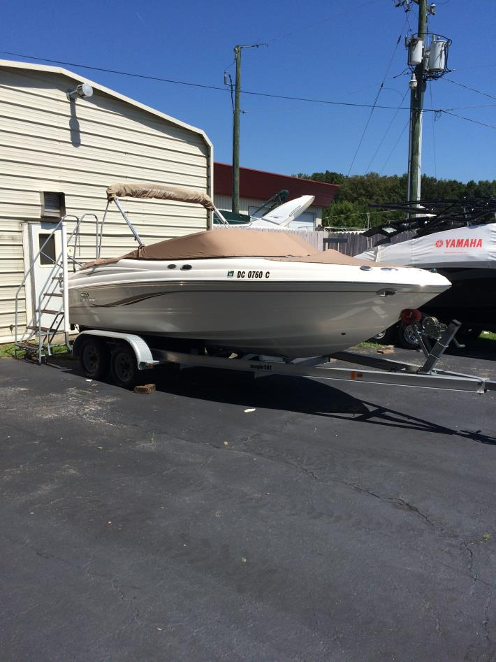 2006 Chaparral 190 SSi