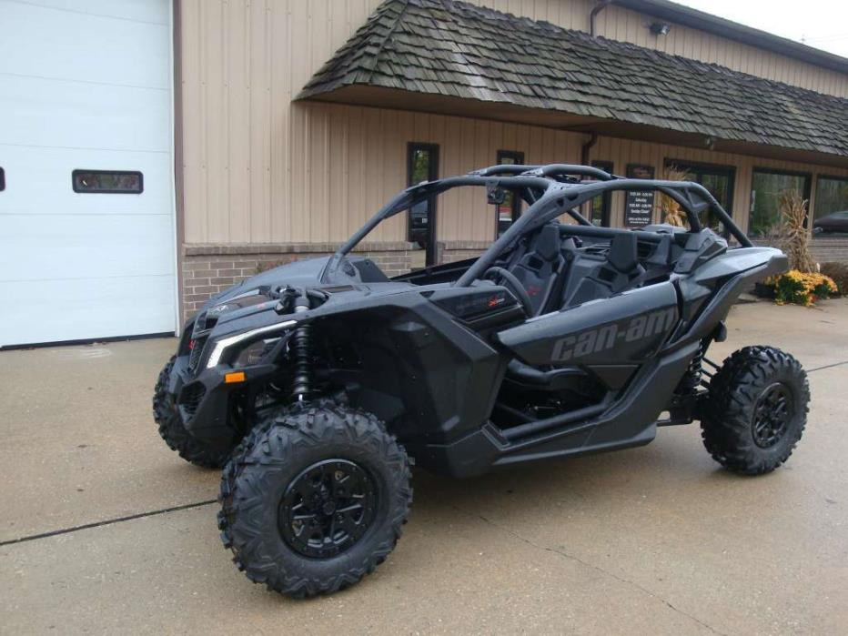 can am maverick x3 x ds motorcycles for sale in illinois. Black Bedroom Furniture Sets. Home Design Ideas