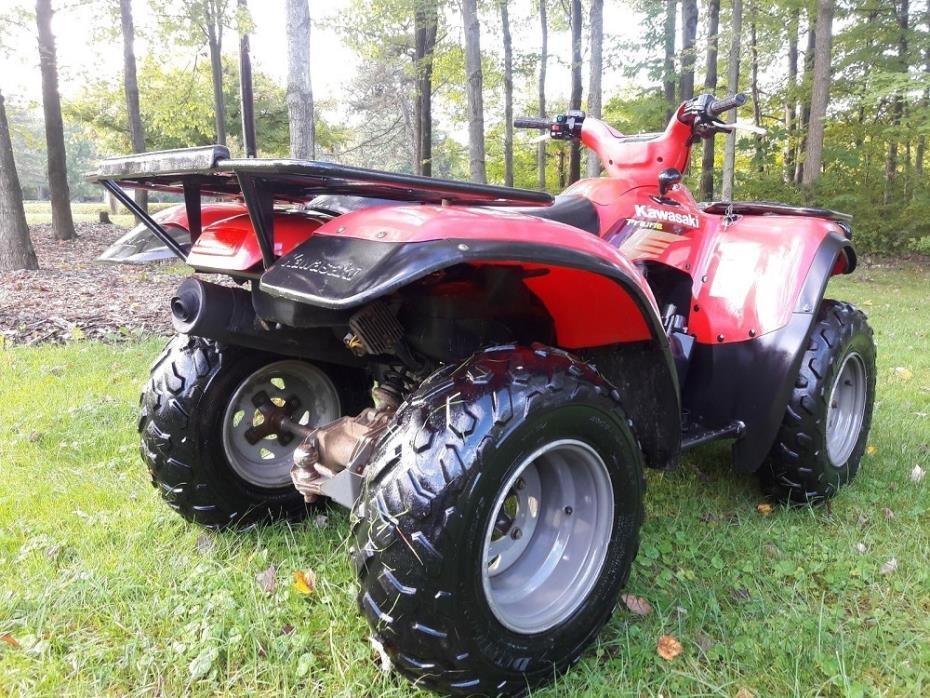 Kawasaki Prairie X For Sale