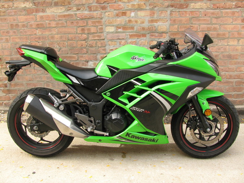 kawasaki ninja 300 abs se motorcycles for sale in chicago illinois. Black Bedroom Furniture Sets. Home Design Ideas