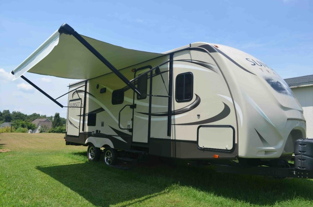 Crossroads Sunset Trail St250rb Rvs For Sale