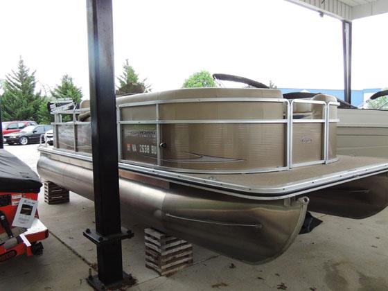2012 Harris FloteBote 200 CX
