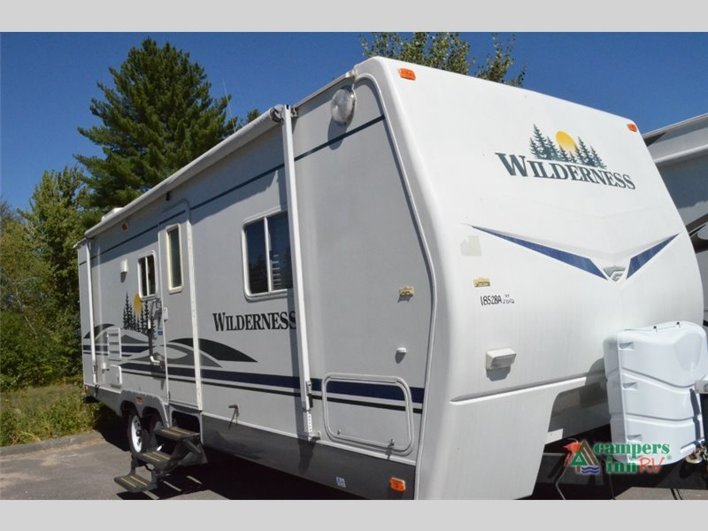 2007 Fleetwood Rv Wilderness 270FQS