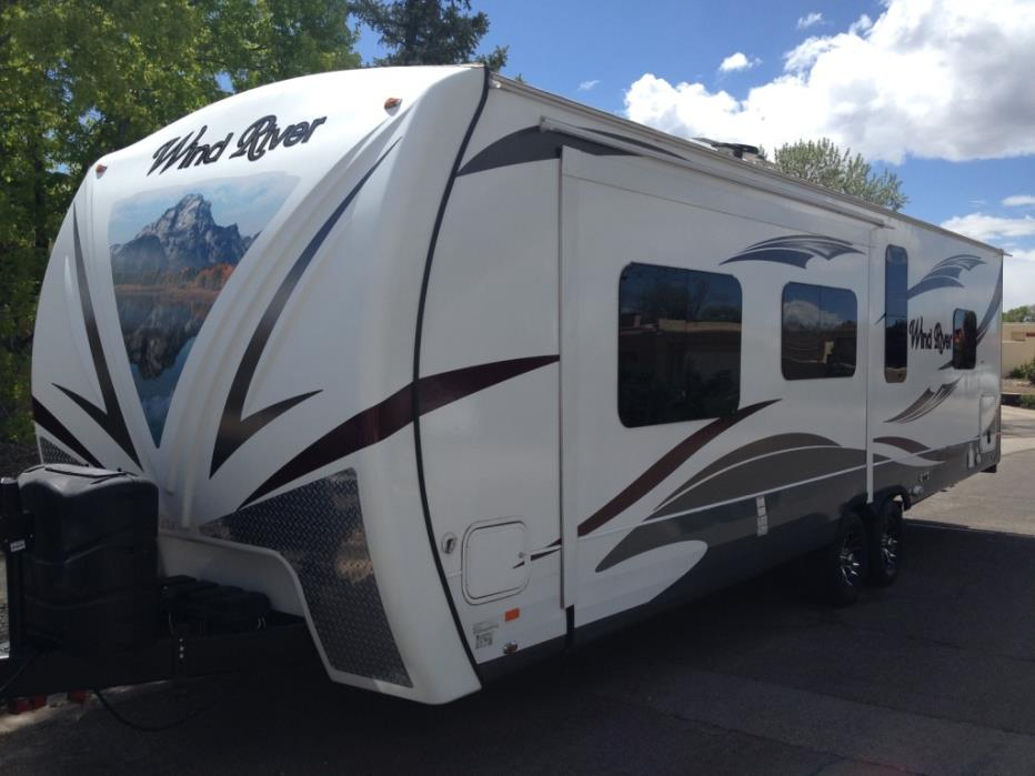 2013 Outdoors Rv Manufacturing WIND RIVER 280FKS