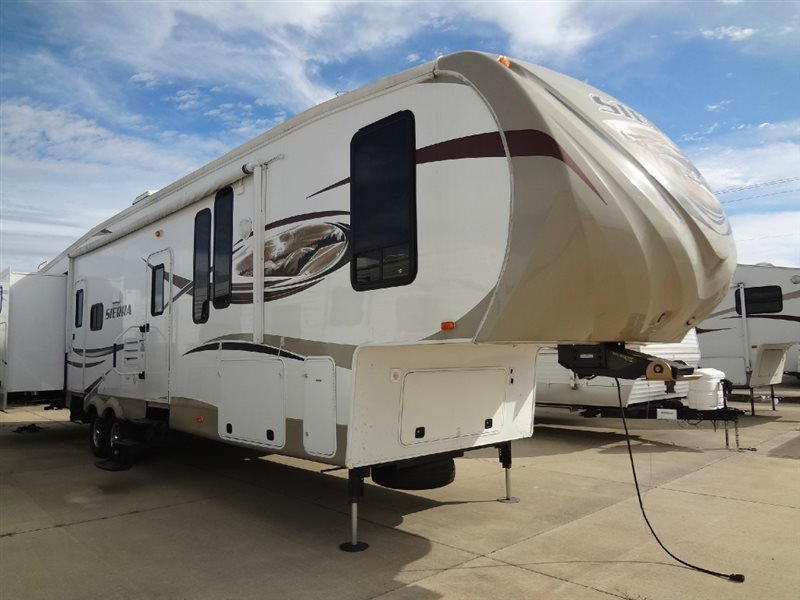 2013 Forest River Sierra 365saq Rvs For Sale