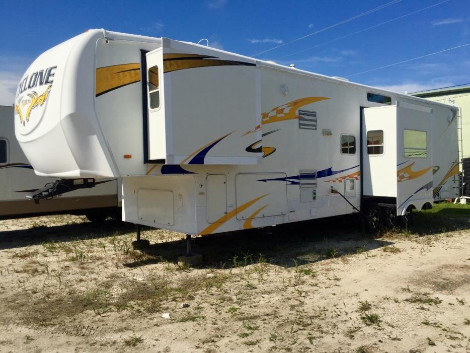 2008 Heartland Cyclone 4012 Rvs For Sale