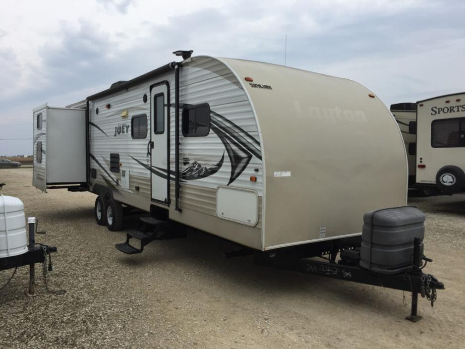 2013 Skyline 310 Layton Joey Select