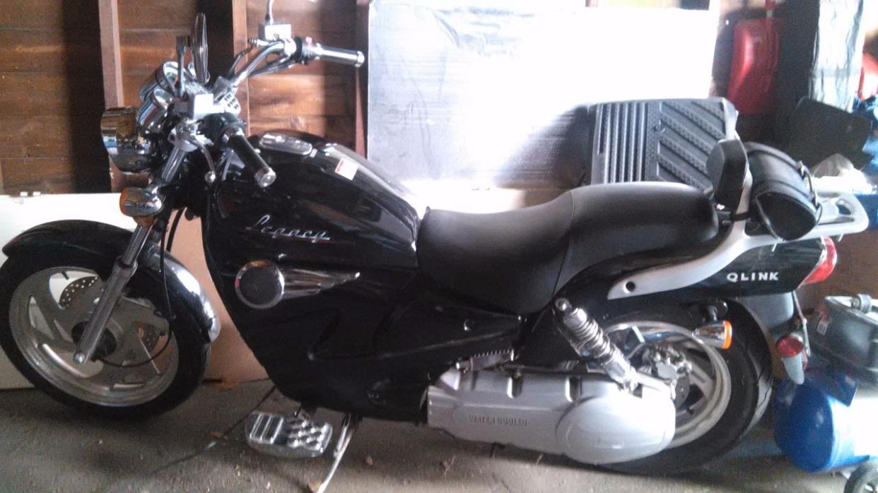 1994 Harley-Davidson FLSTF Fat Boy