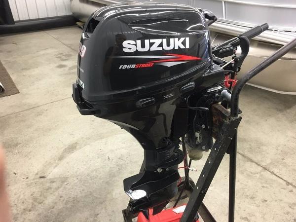 2016 Suzuki Marine DF9.9B EFI