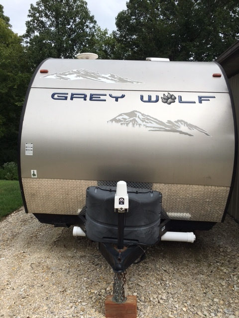 2013 Forest River CHEROKEE GREY WOLF