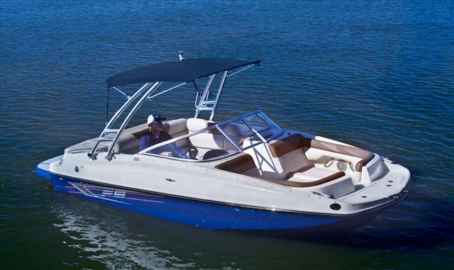 2017 Bayliner 195 DB