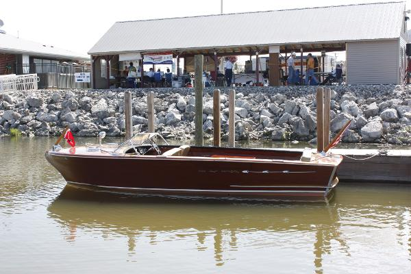 1955 Chris Craft 22 Continental