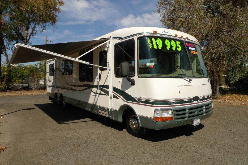 Rexhall Aerbus 35a RVs for sale