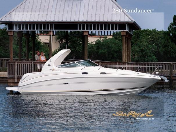 2003 Sea Ray 280 Sundancer
