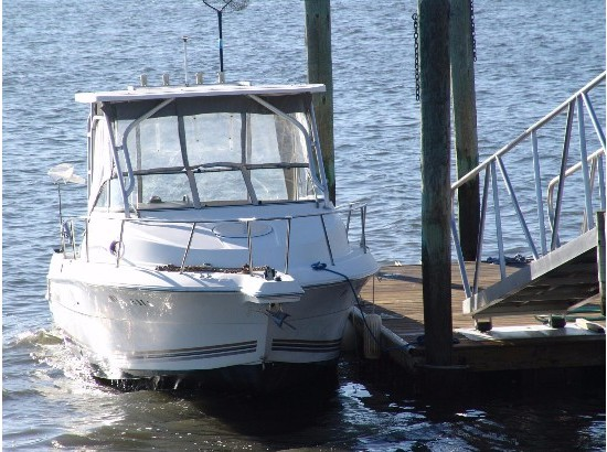 2001 Wellcraft 230 Coastal