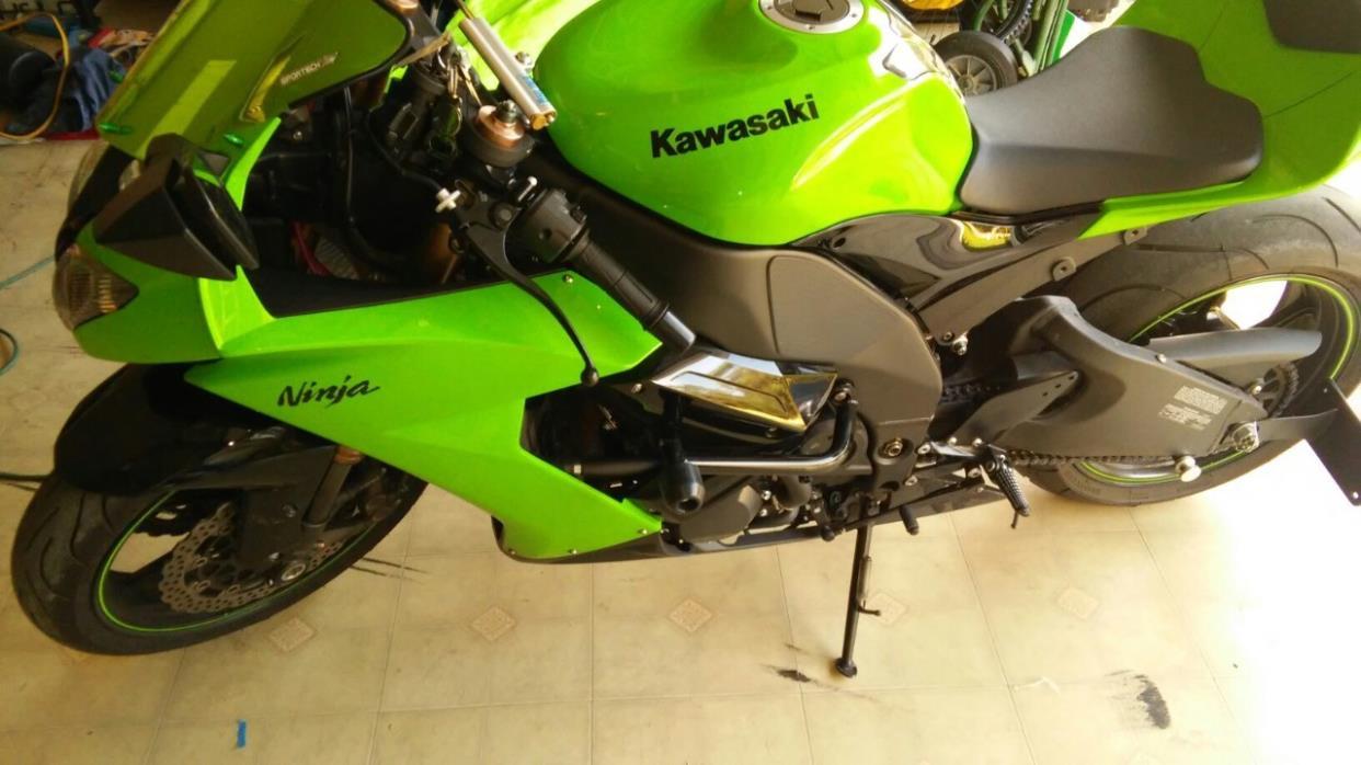 1987 Kawasaki KZ 750