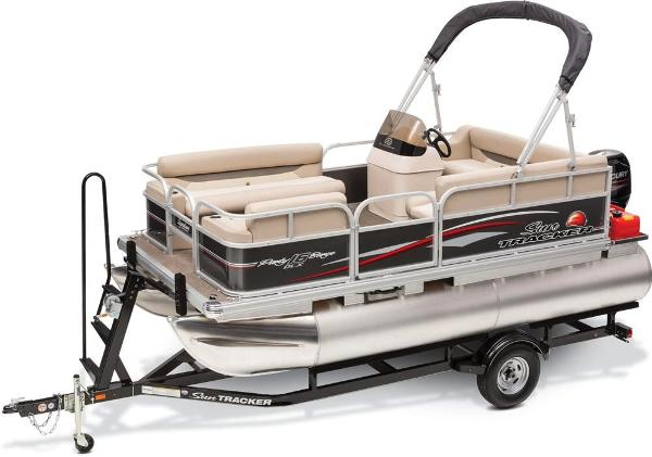 2016 Sun Tracker Party Barge 16 DLX