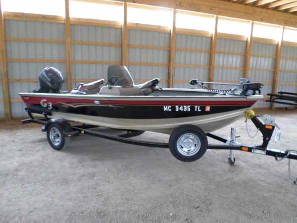 2011 G3 Angler V167 C
