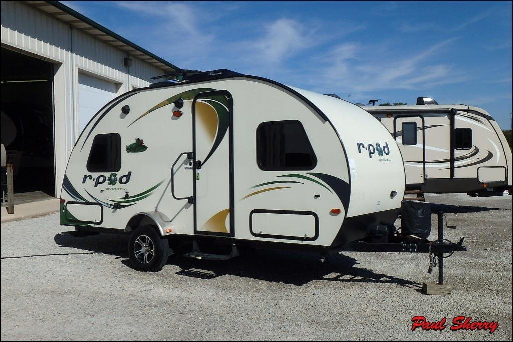 Forest River R Pod Rvs For Sale In Ohio