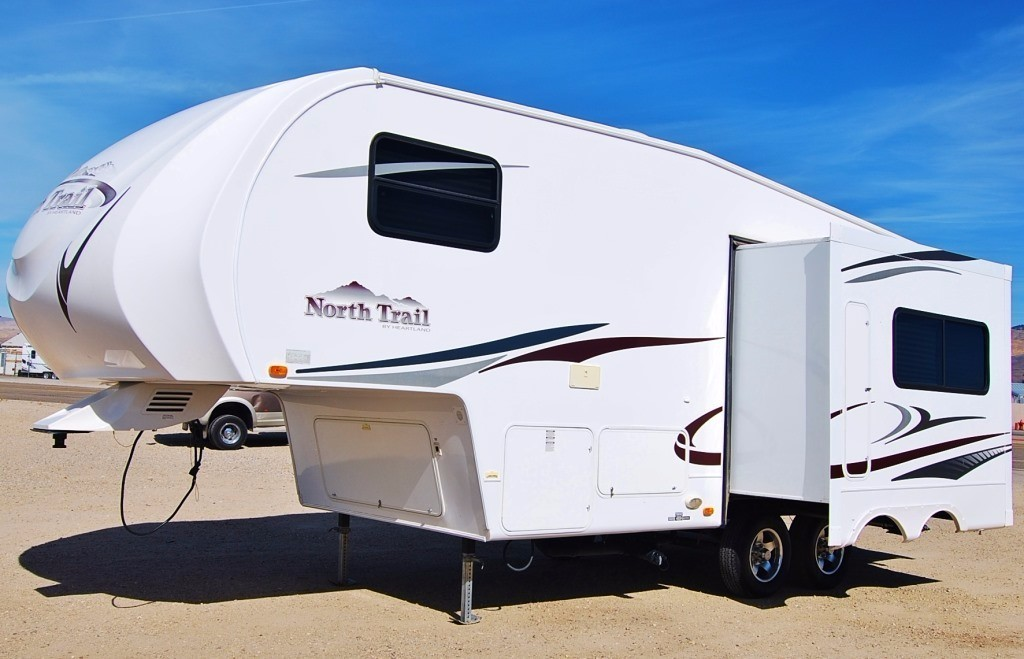 Heartland North Trail 24rl Rvs For Sale