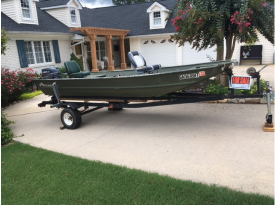 1991 Alumacraft FISHING BOAT