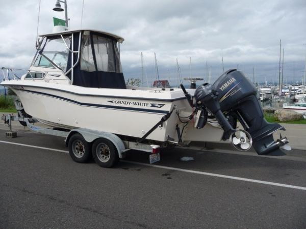 1990 Grady-White Seafarer 22