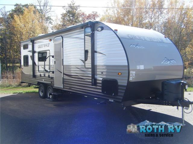 2016 Forest River Rv Cherokee Grey Wolf 26BH XL