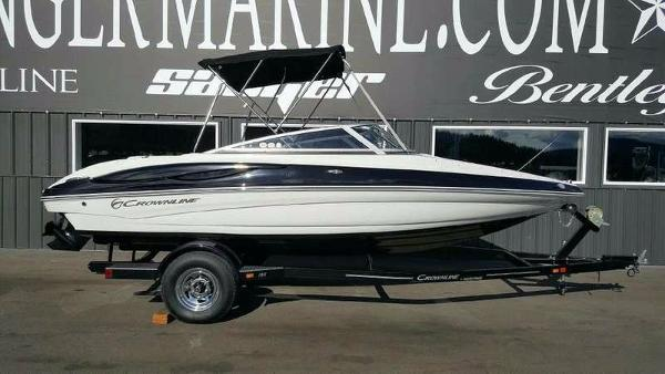 2016 Crownline 195 SS