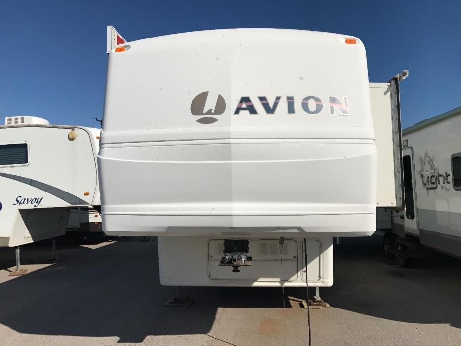 1998 Avion AVION 5TH WHEEL