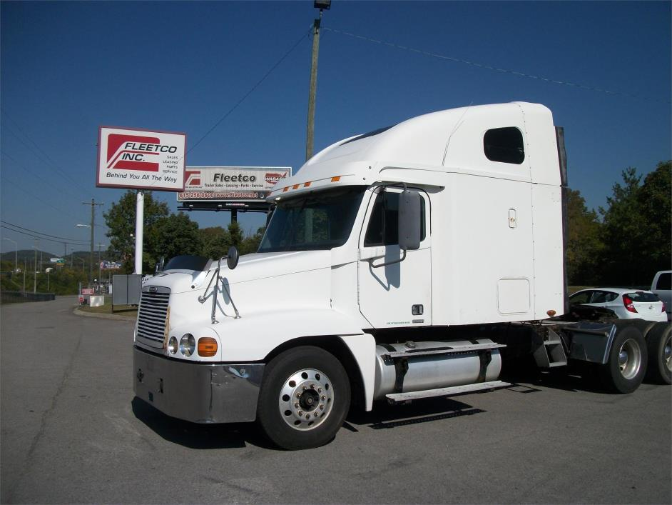 Freightliner Century Class 120 Vehicles For Sale