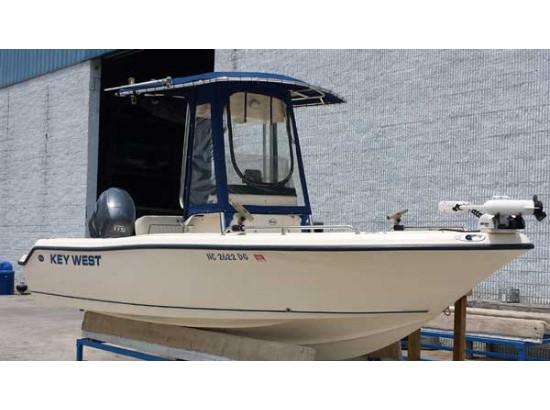 2007 Key West 186 CC