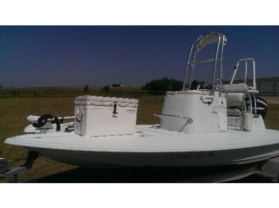 2006 New Water Boatworks Curlew