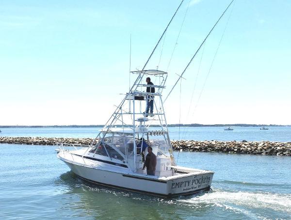 1996 Blackfin 33 Combi