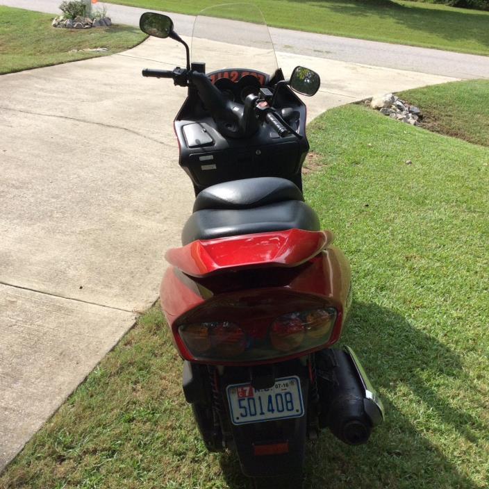 2016 Honda CBR 650F