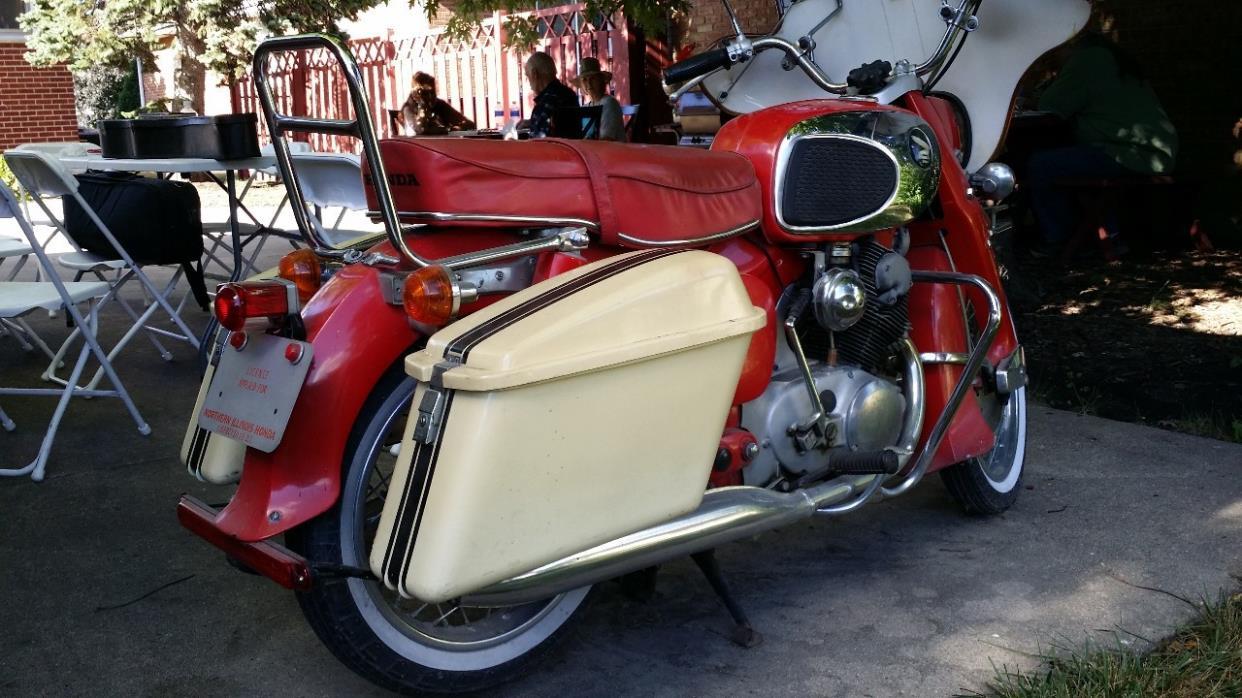 1968 Honda DREAM 300