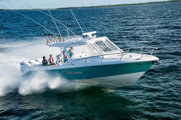 2017 Everglades 350 LX