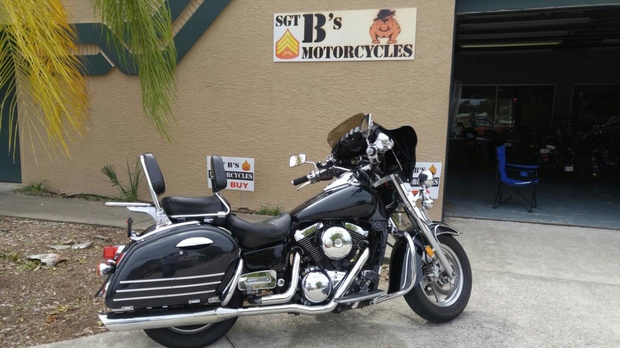 Kawasaki nomad 1500 motorcycles for sale for Yamaha 1500 motorcycle