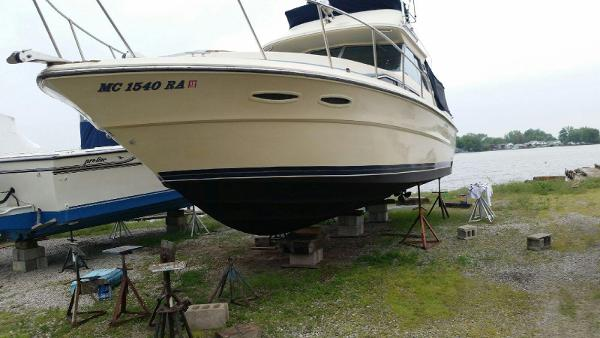 Sea ray 34 boats for sale in michigan for Sea ray fish
