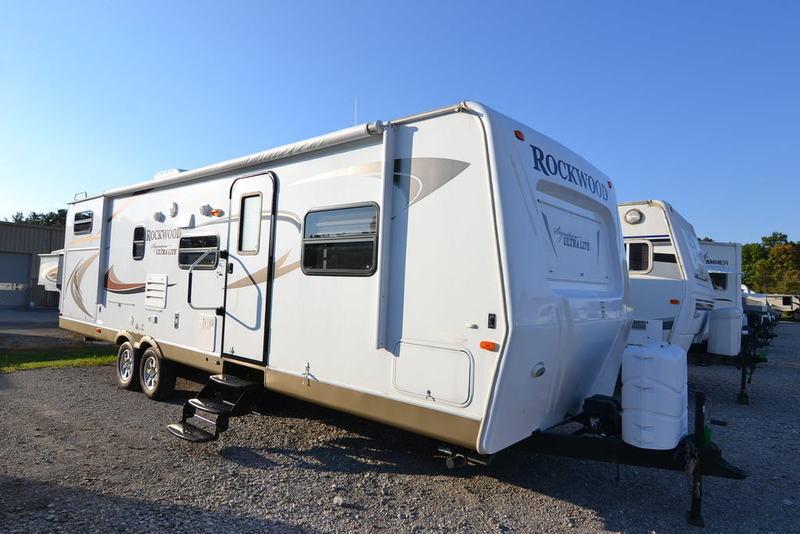 2012 Rockwood Rockwood 8317RKSS