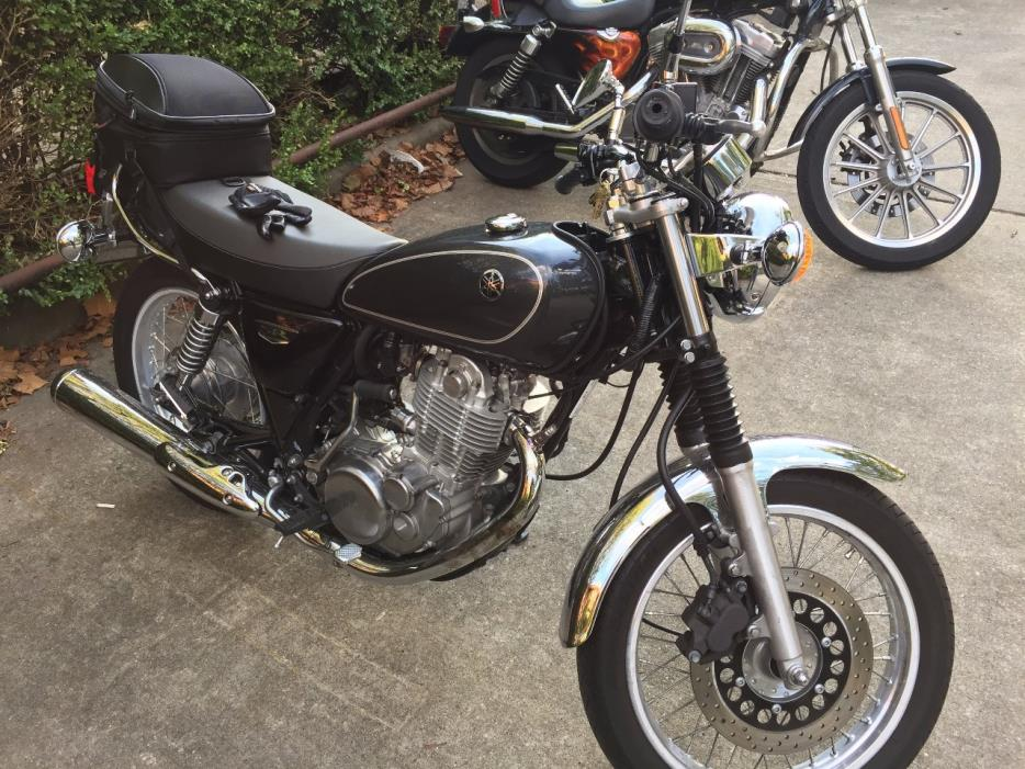 yamaha sr400 motorcycles for sale in illinois
