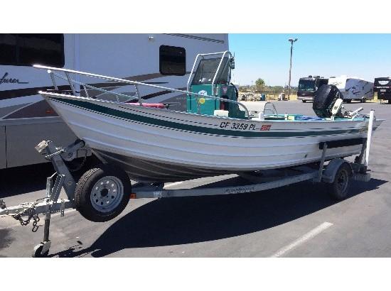 1999 Klamath Boat Co Offshore