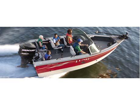 2008 Lund 1750 Fisherman
