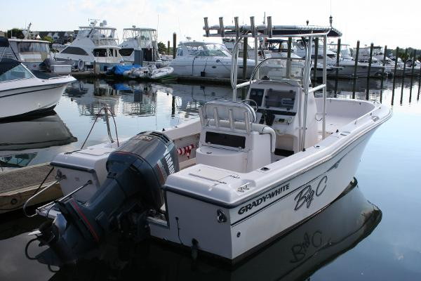 2002 Grady-White Fisherman 222