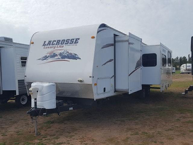 2012 Prime Time LaCrosse TT 303RKS