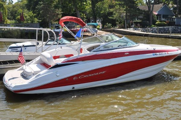 2012 Crownline Eclipse E2