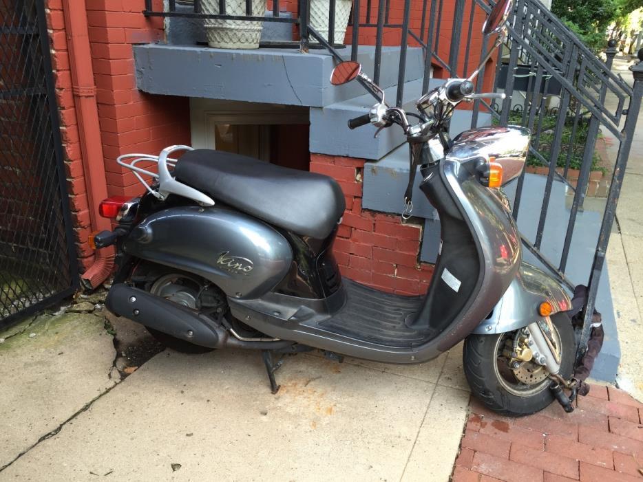 2006 yamaha vino 125 motorcycles for sale for Yamaha vino 2006
