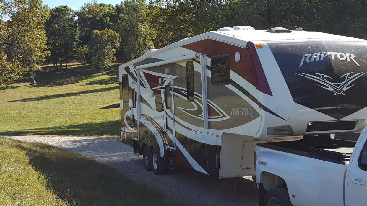 Keystone Raptor Rvs For Sale In Georgia