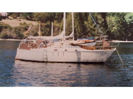 1978 PRAIRIE 32 Cutter